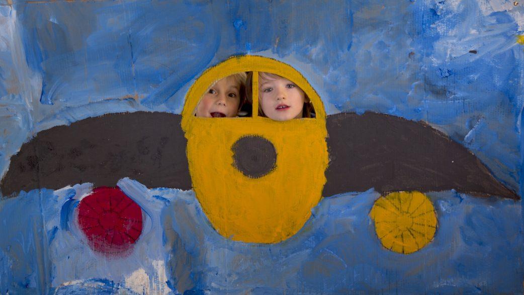 Ausstellungstipp für Kinder: Mitmachausstellung im KinderKünsteZentrum Berlin: Mein Berlin // HIMBEER