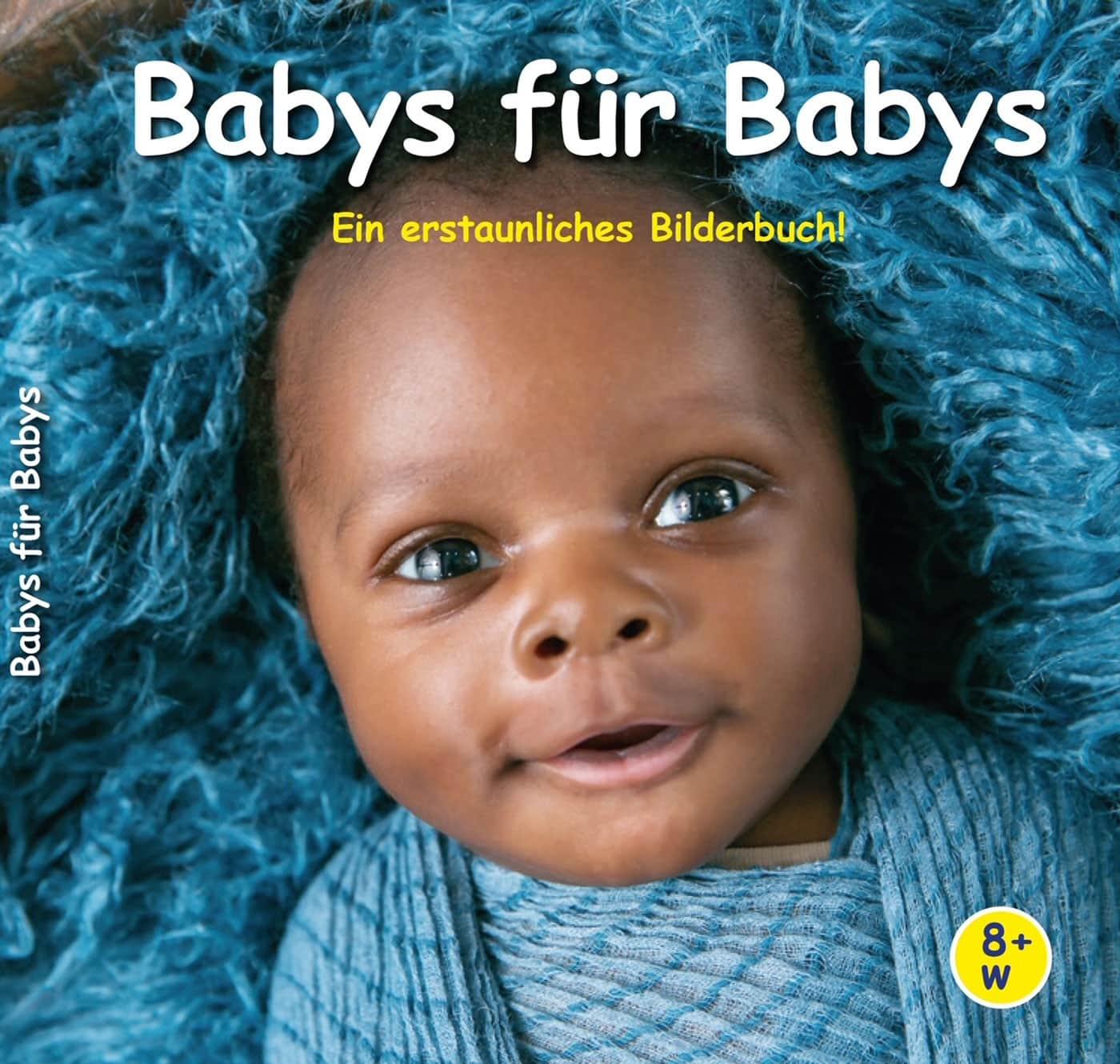 Pappbilderbuch: Babygesichter für Babys // HIMBEER