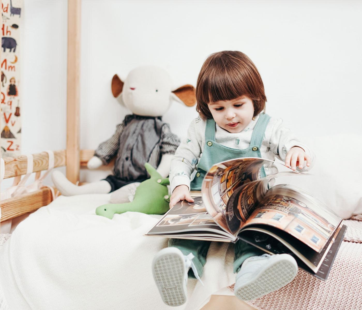 Die besten Bücher für Babys und Kleinkinder // HIMBEER