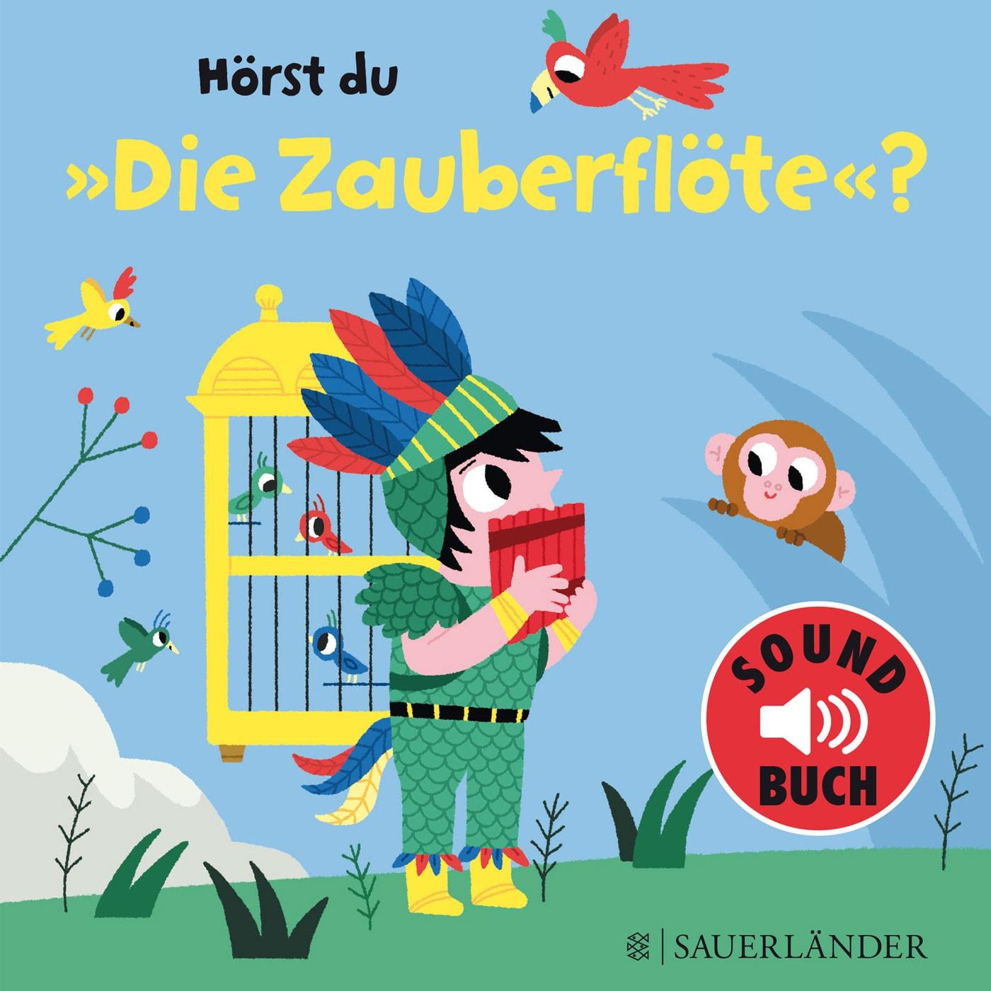 Die besten Bücher für Babys und Kleinkinder: Sound-Buch für Babys und Kleinkinder // HIMBEER