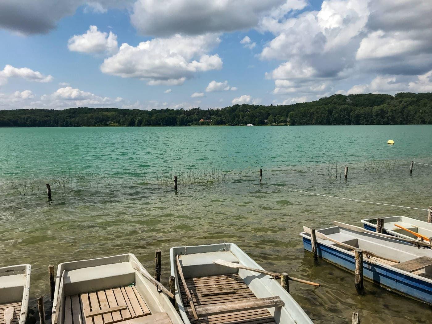 Brandenburger Badeseen: Schermützelsee