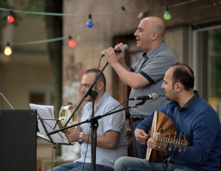 Konzerte für Familien mit Kindern in Berlin zur Fete de la musique // HIMBEER