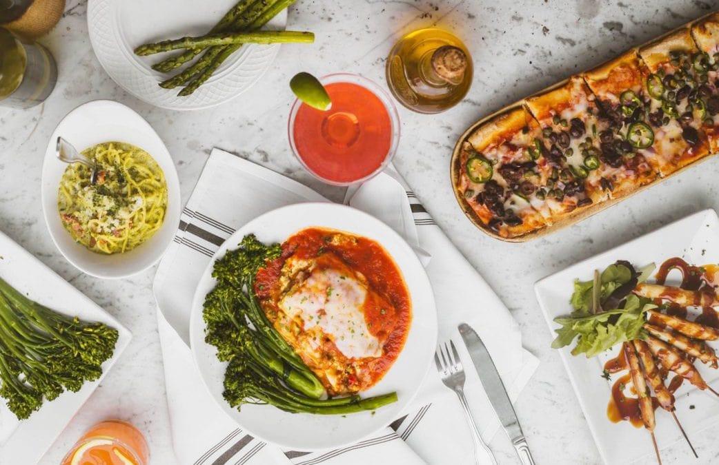 italienisches Restaurant // HIMBEER