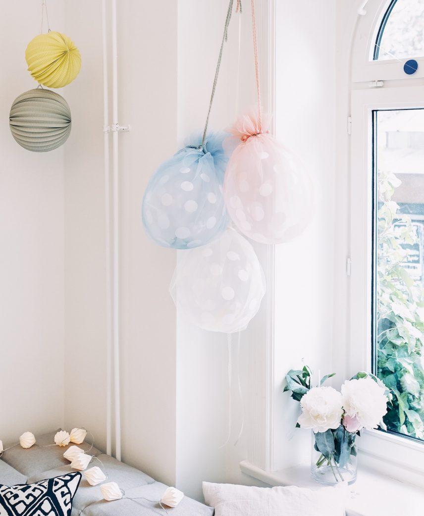 DIY-Ideen für eure Babyparty // HIMBEER