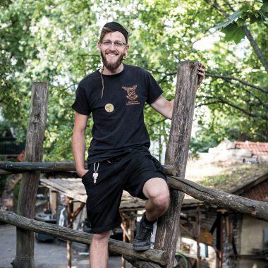 Stadtgestalten Berlin: Abenteuerlicher Bauspielplatz Kolle 37 in Berlin // HIMBEER