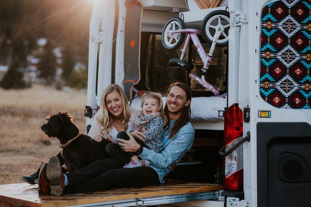 Abenteuer im Wohnmobil: 5 Gründe für Camping mit Kindern // HIMBEER