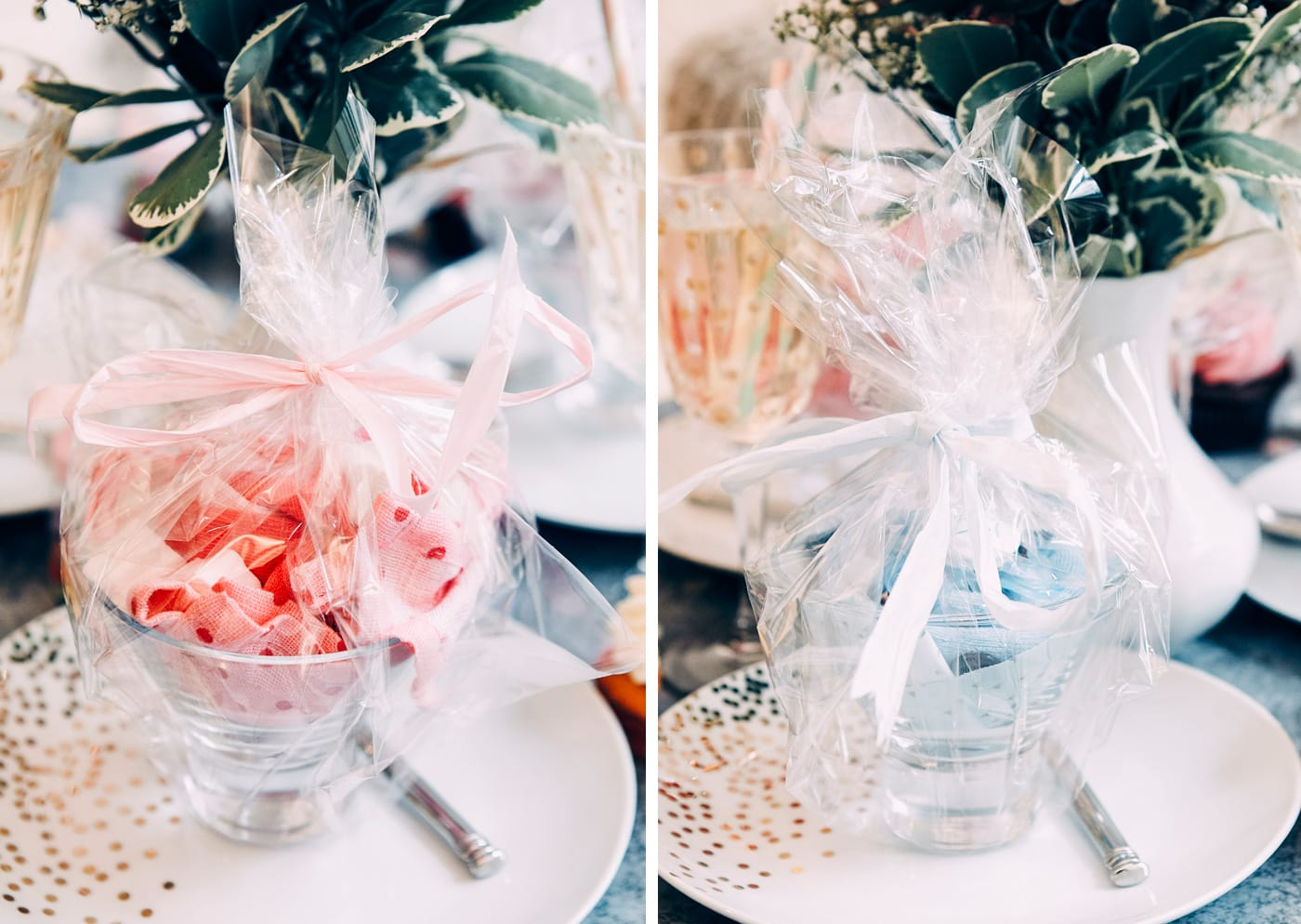 DIY-Ideen von Roombeez für die Babyparty: Cupcakes // HIMBEER