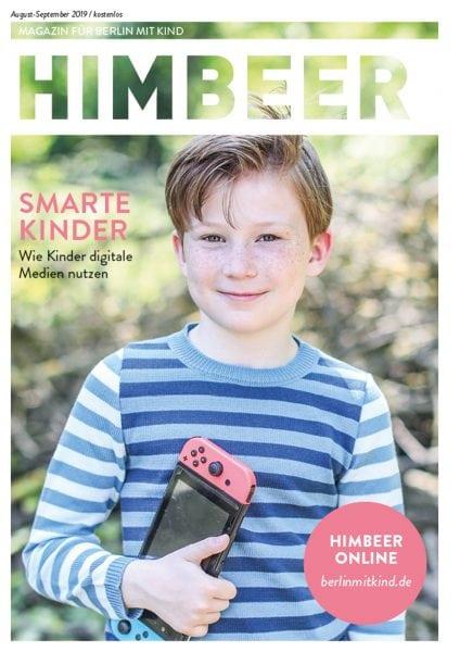 HIMBEER Verlag , Cover Emily Kornya