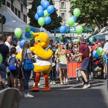 Wasserfest 2019 der Berliner Wasserbetriebe // HIMBEER