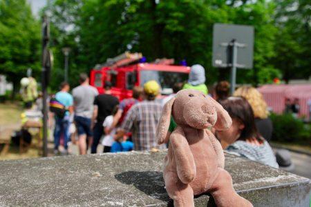 Charité Kinderfest – das Familienfest im Wedding // HIMBEER