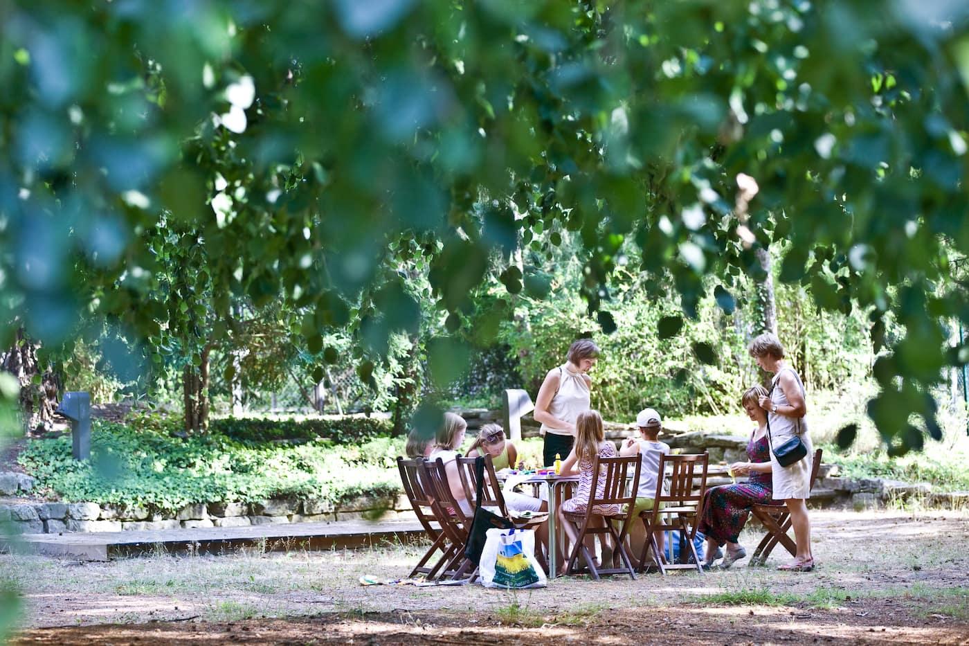 Workshop für Kinder und Familien im Haus am Waldsee // HIMBEER