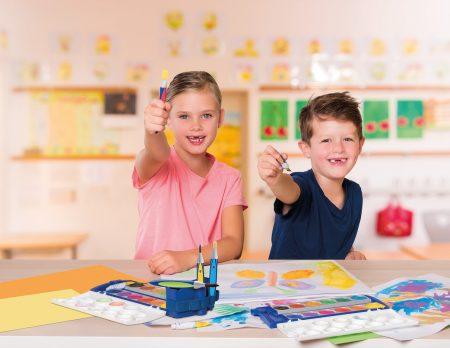 griffix Pinsel von Pelikan – Die 5 Richtigen für die Grundschule // HIMBEER