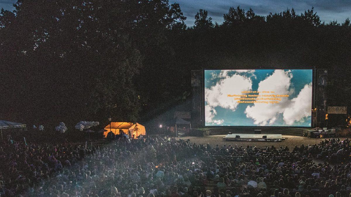 Kino für Kinder und Familien im Freiluftkino Friedrichshain