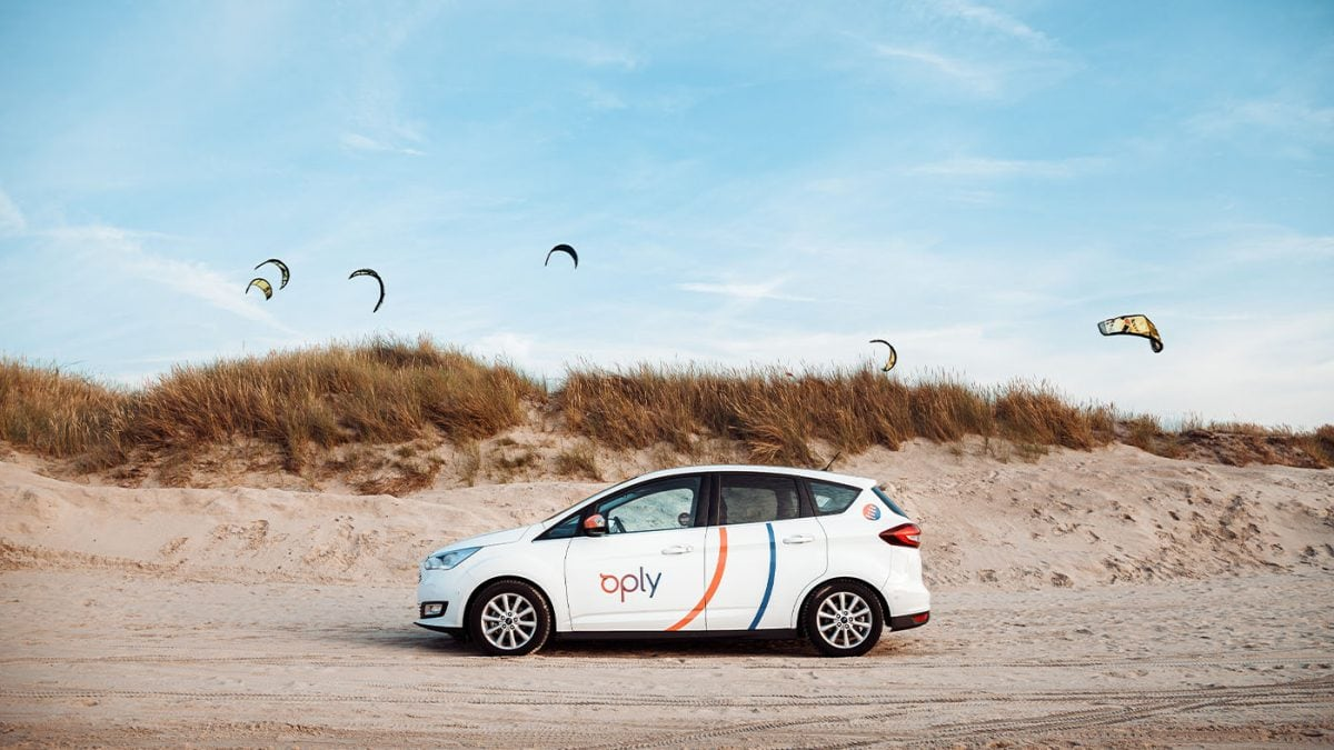 Oply: Carsharing für die Familie // HIMBEER