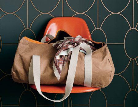 Reisetasche aus SnapPap nähen // HIMBEER