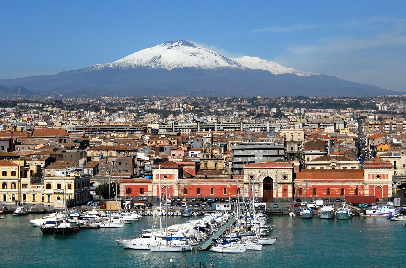 Den Sommer verlängern: Familienurlaub im Spätsommer und Herbst: Sizilien // HIMBEER