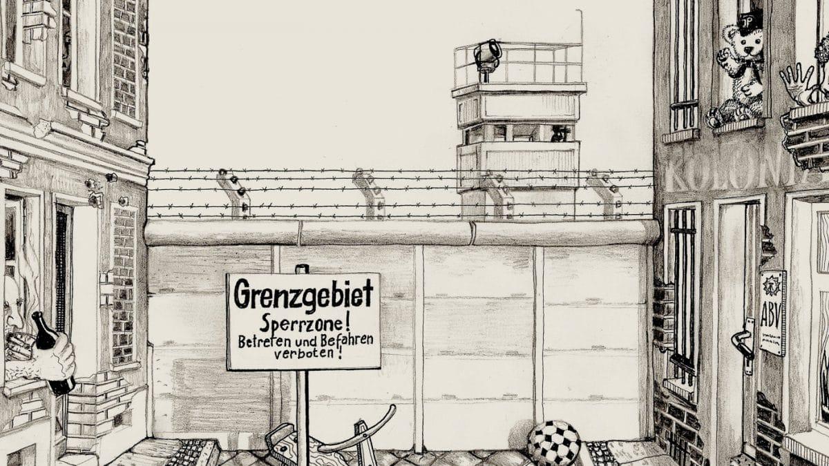 Deutsche Geschichte im Kinderbuch: Niemandsland // HIMBEER