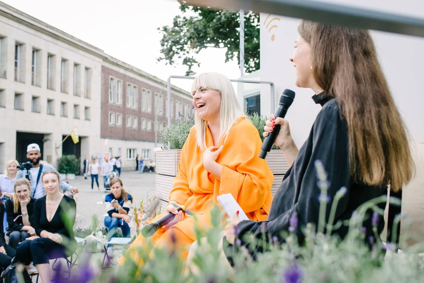Feminismus beim FFF DAY von Edition F in Berlin // HIMBEER