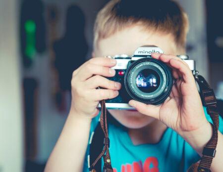 Ferienkurse für Filmer und Fotografen für Kinder in Berlin // HIMBEER
