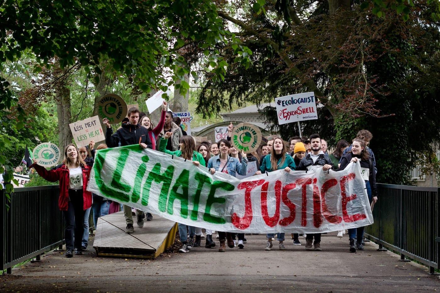 Klimastreik mit Kindern in Berlin // HIMBEER
