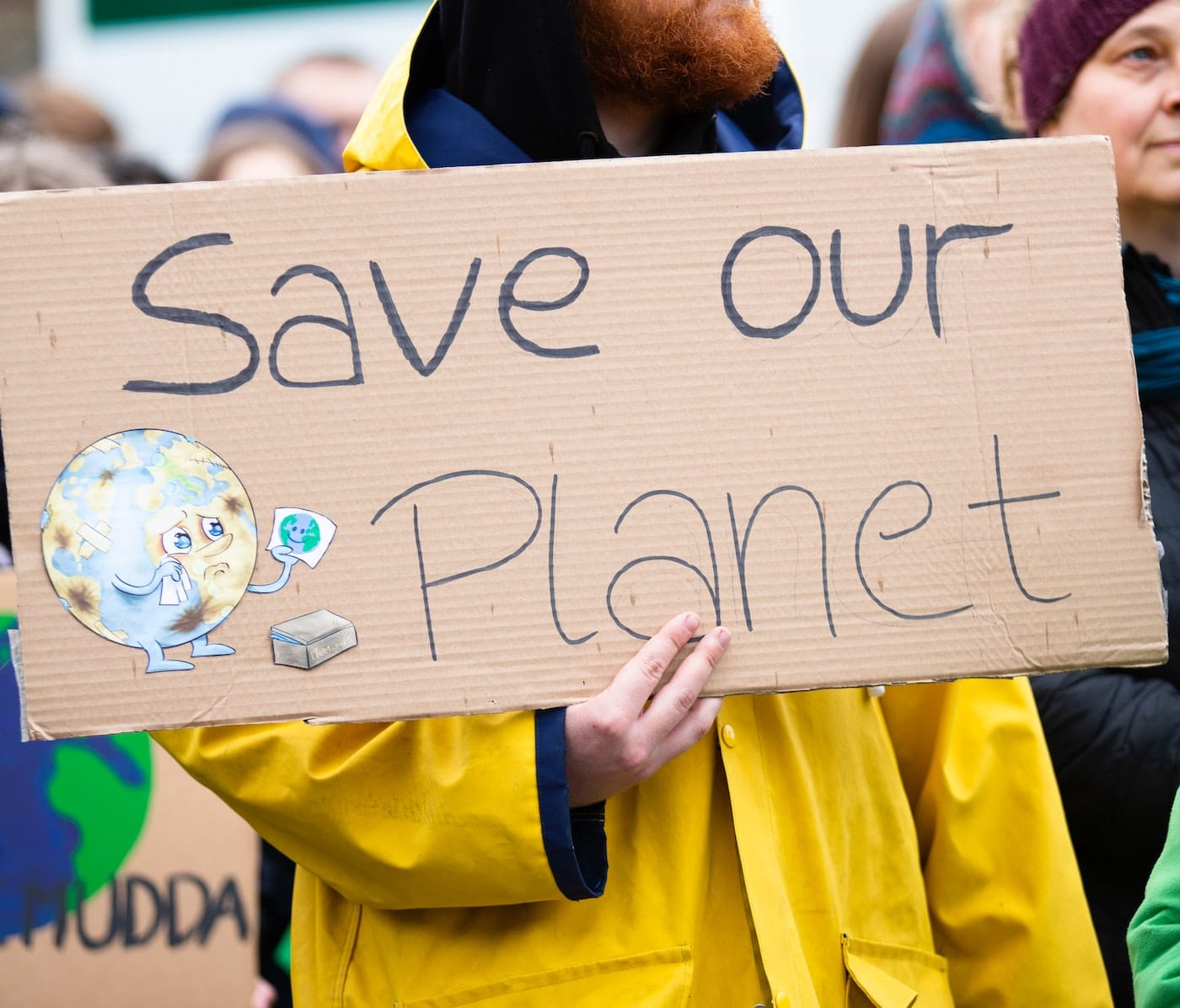 Fridays for Future mit Kind in Berlin // HIMBEER
