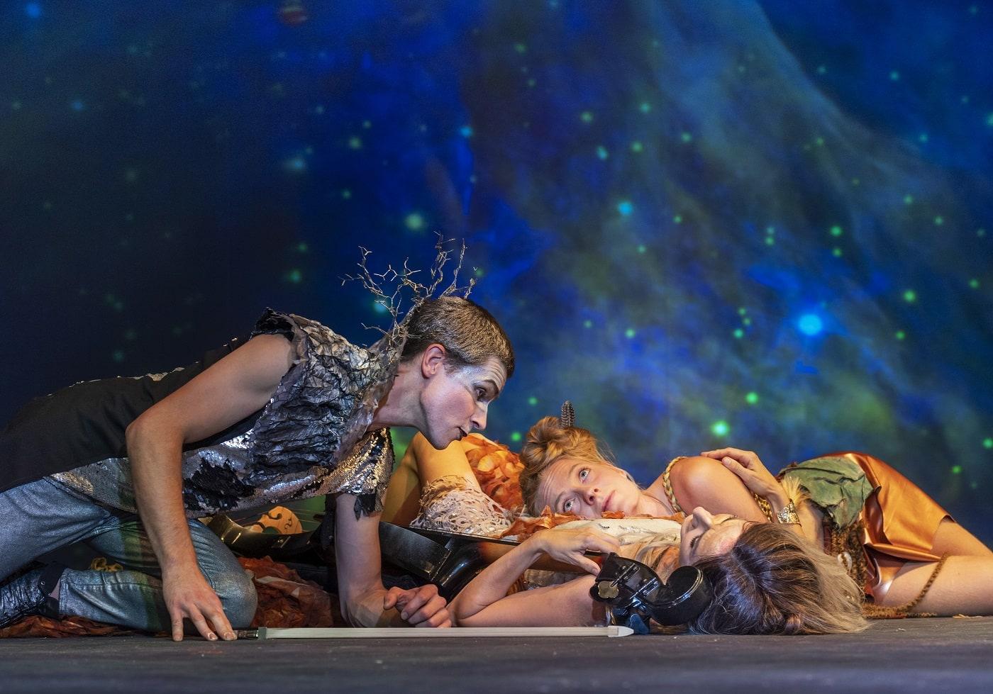 Theater für Familien mit Kindern in BErlin im Atze Musiktheater