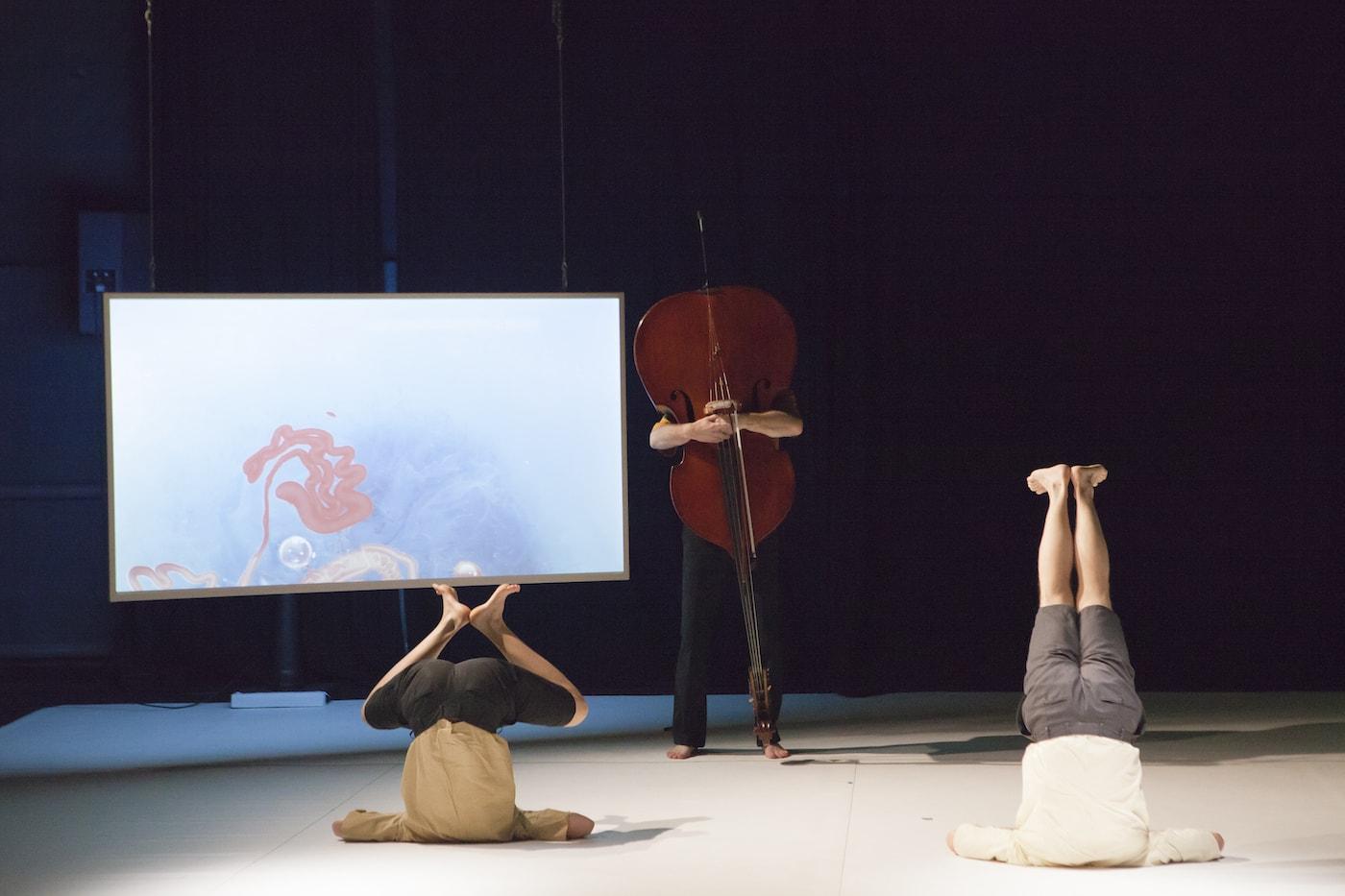 Theater für Familien mit Kindern in Berlin // HIMBEER