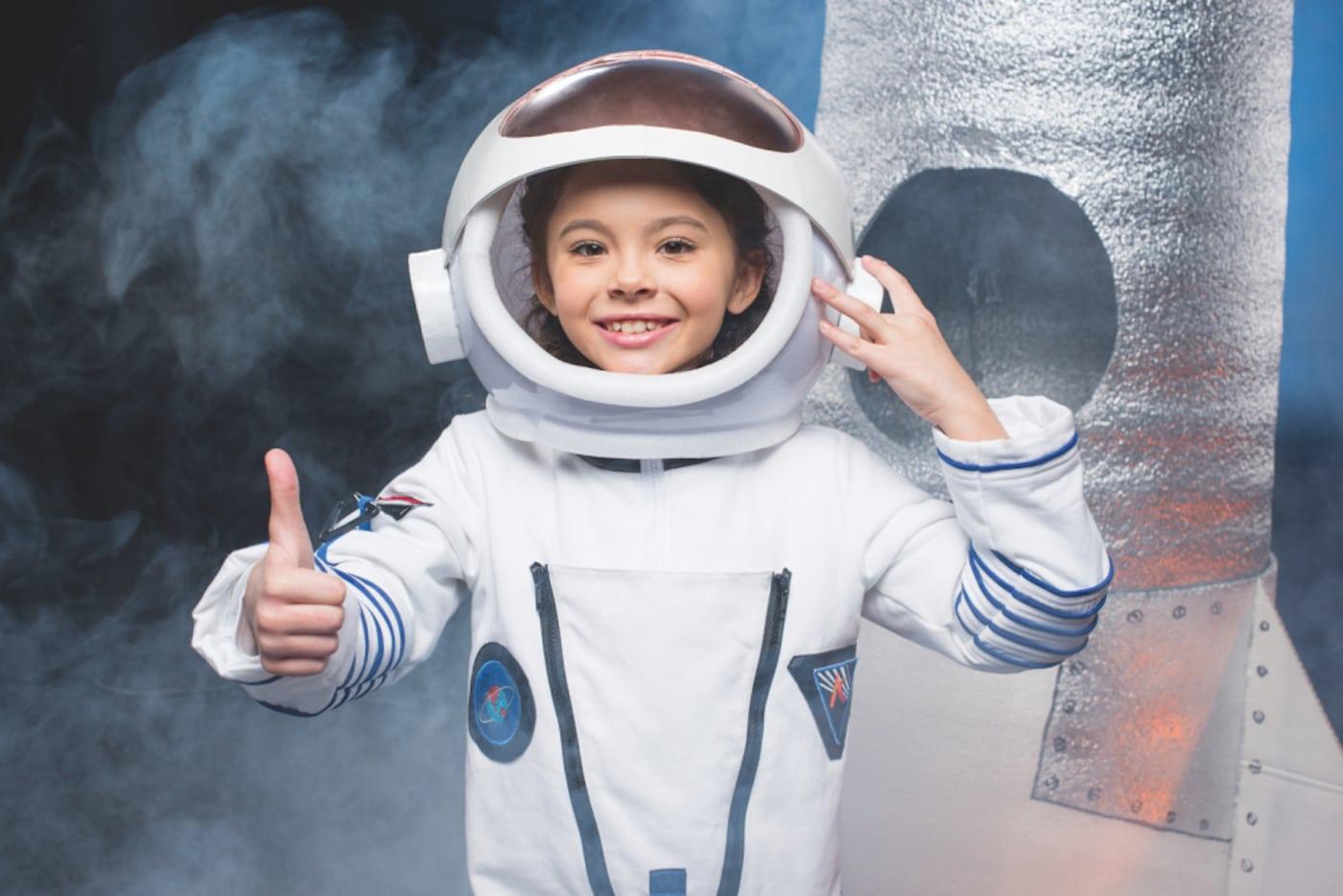 Raumfahrt-Wochenende im FEZ-Berlin für Familien mit Kindern in Berlin // HIMBEER