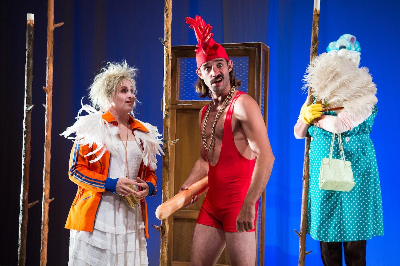 Theater für Kinder im Hans Otto Theater // HIMBEER