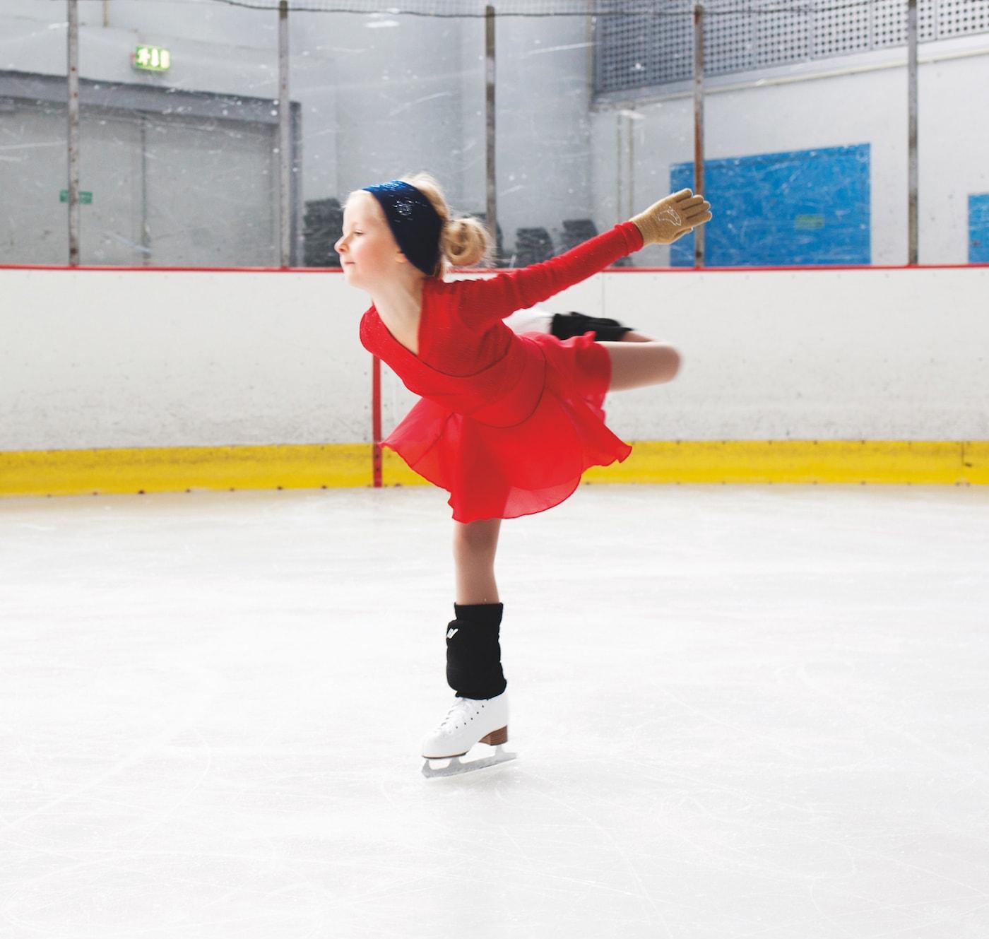 Sport für Kinder in Berlin: Eiskunstlauf, Schlittschuhlaufen // HIMBEER