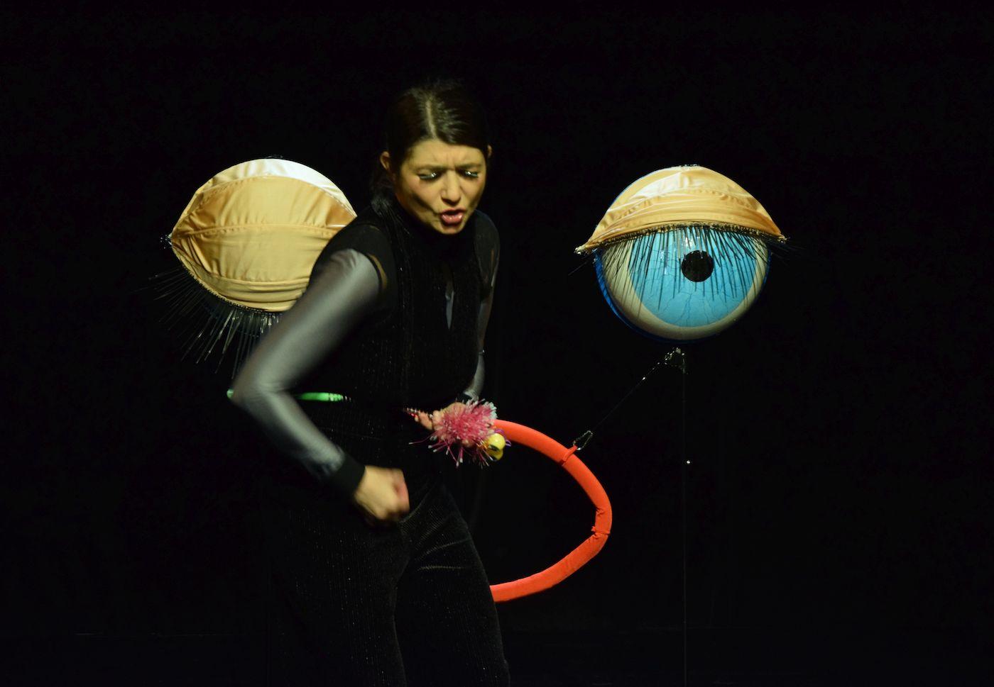 Puppentheaterfest im FEZ Berlin für Familien mit Kindern // HIMBEER