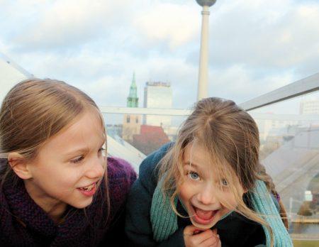Stadtwandel Berlin: Humboldt-Box Blick Richtung Alexanderplatz 2012 // HIMBEER