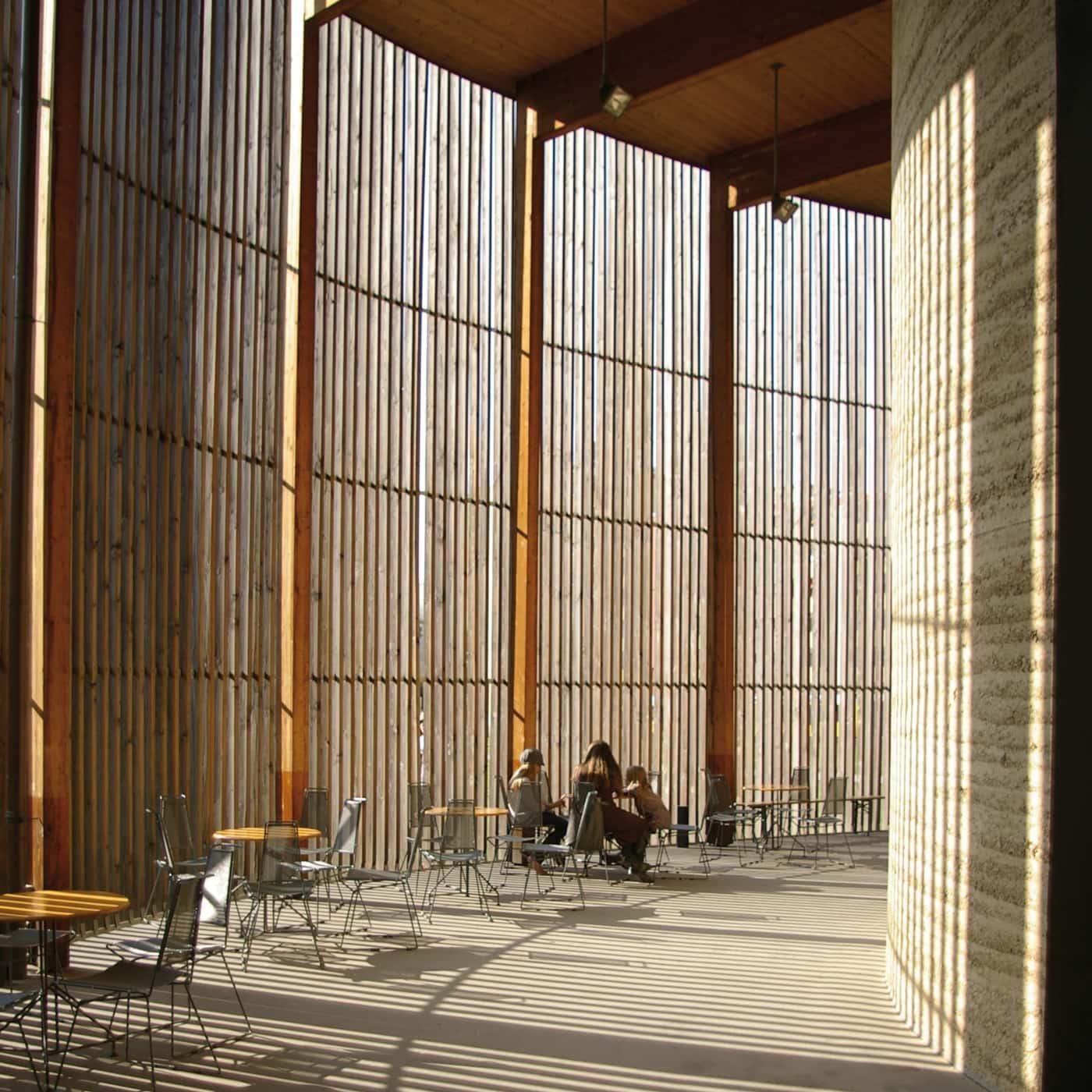 Stadtwandel Berlin: Kapelle der Versöhnung 2012 // HIMBEER