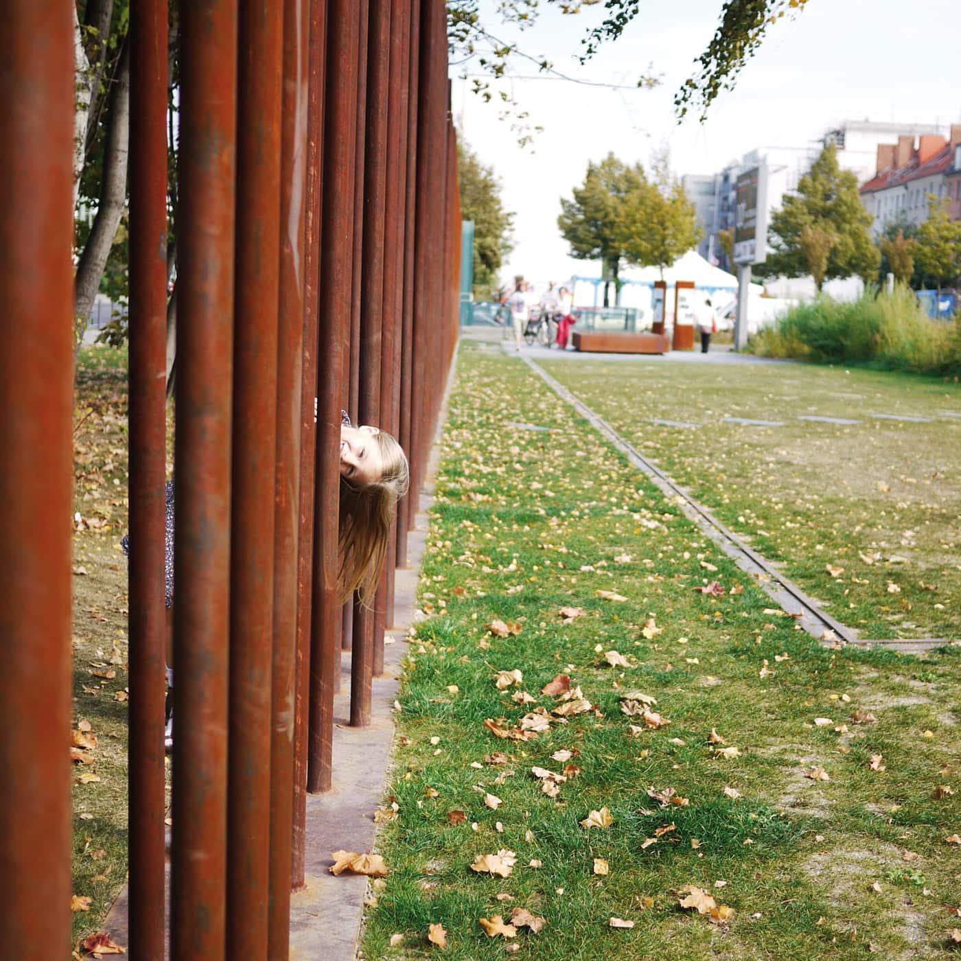 Stadtwandel Berlin: Mauergedenkstätte 2012 // HIMBEER