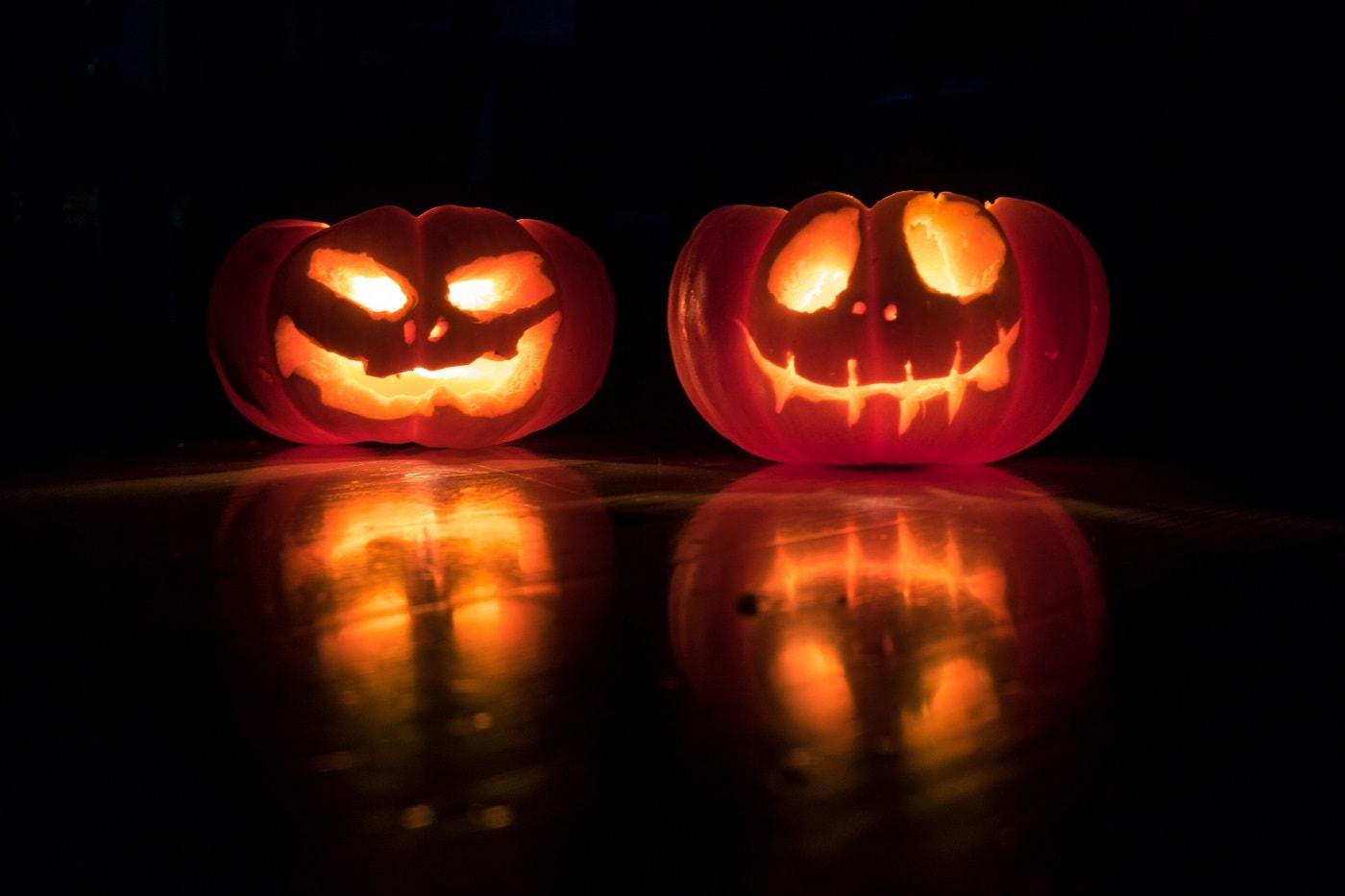 Halloween für Familien mit Kindern in BErlin // HIMBEER