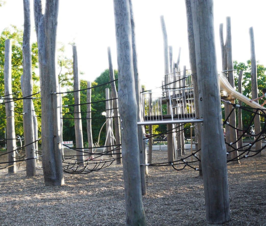 Berlin mit Baby und Klein, Mini-Tipps: Park am Gleisdreieck