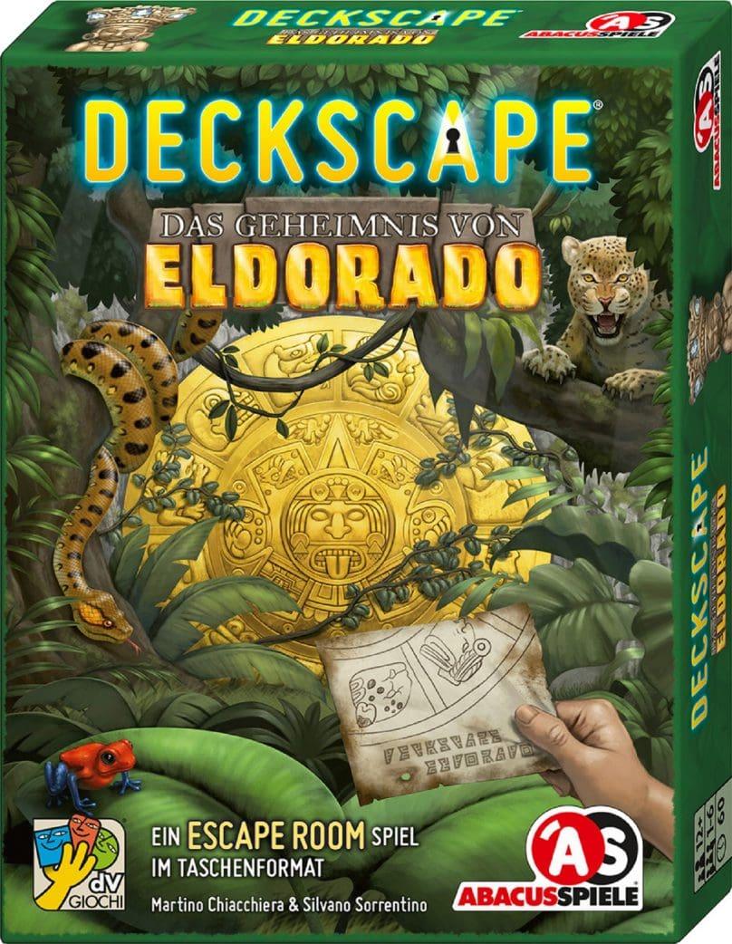 Escape-Room-Spiel über das Geheimnis der Stadt aus Gold // HIMBEER