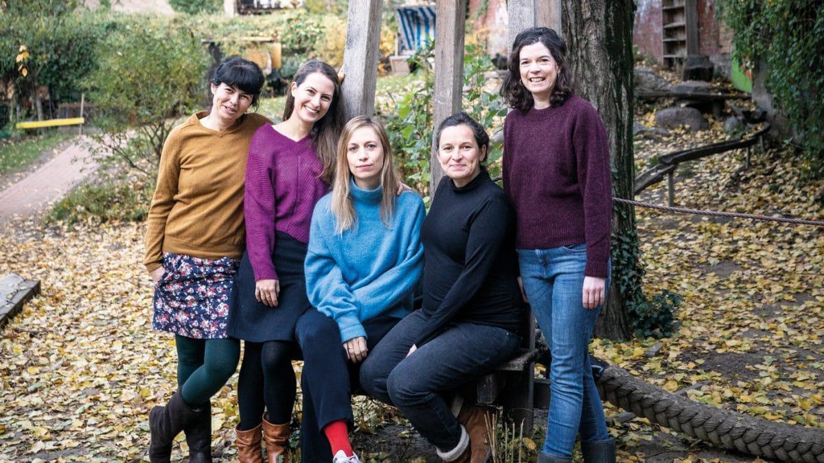Berliner Kita: EKT Im Känguru von Verdrängung bedroht: Vorstand aus Eltern // HIMBEER