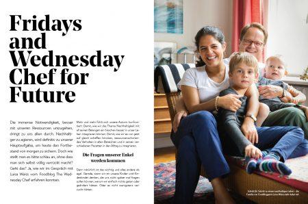 Familien-Freizeit-Guide BERLIN MIT KIND 2020, Blick ins Buch: Nachhaltiges Familienleben in Berlin // HIMBEER