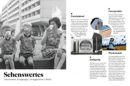 Familien-Freizeit-Guide BERLIN MIT KIND 2020, Blick ins Buch: Die besten Sehenswürdigkeiten für Kinder in Berlin // HIMBEER