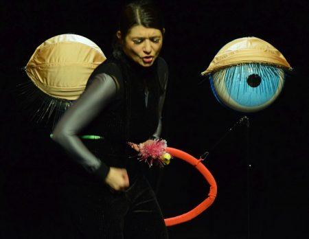 Puppentheater-Festival im FEZ-Berlin für Familien mit Kindern in Berlin // HIMBEER