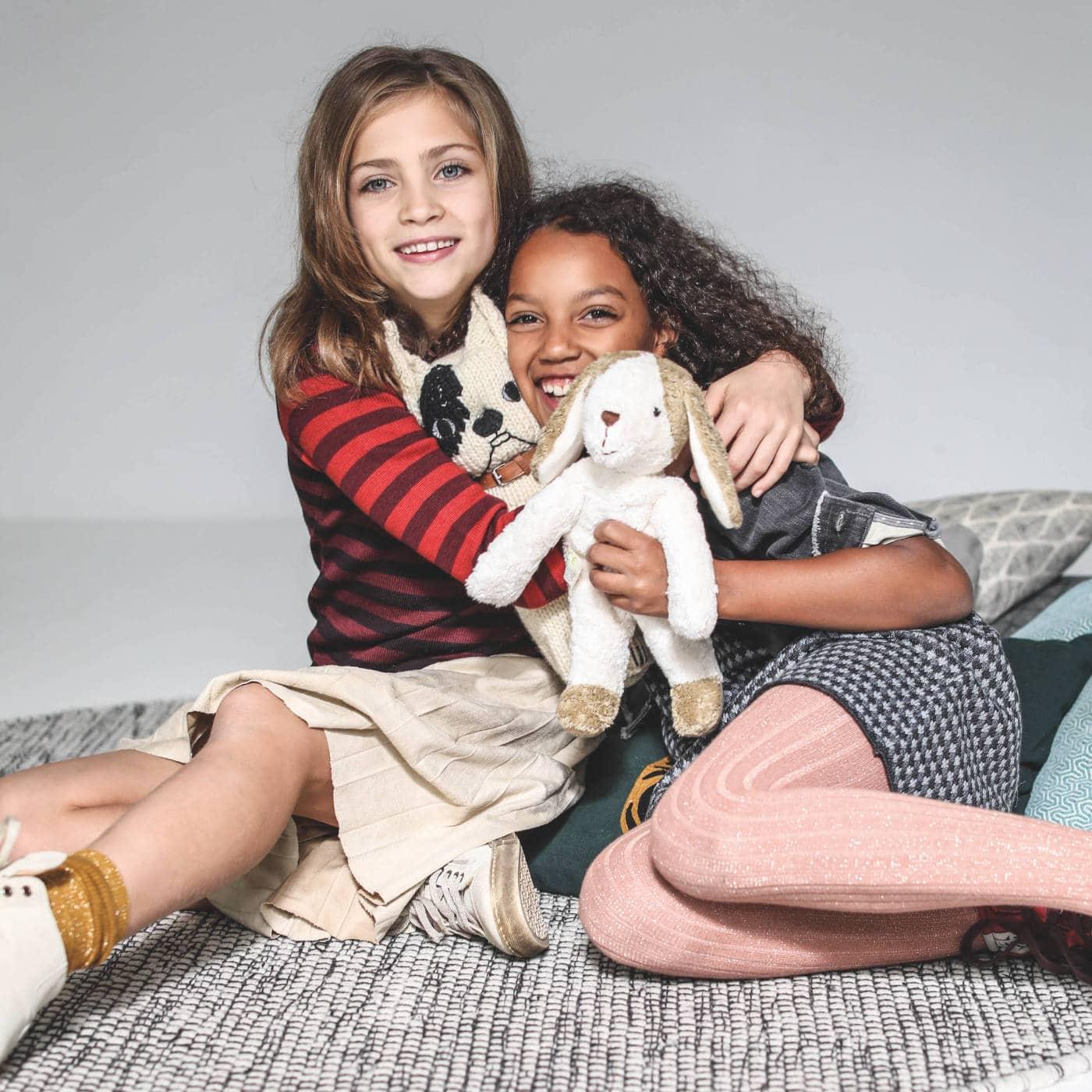Schöne Kuscheltiere für Kinder: Stofftiere von Senger und Severina // HIMBEER