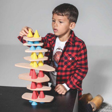 Gute Spielsachen für Kinder – Design-Spielzeug: piks von Oppi // HIMBEER