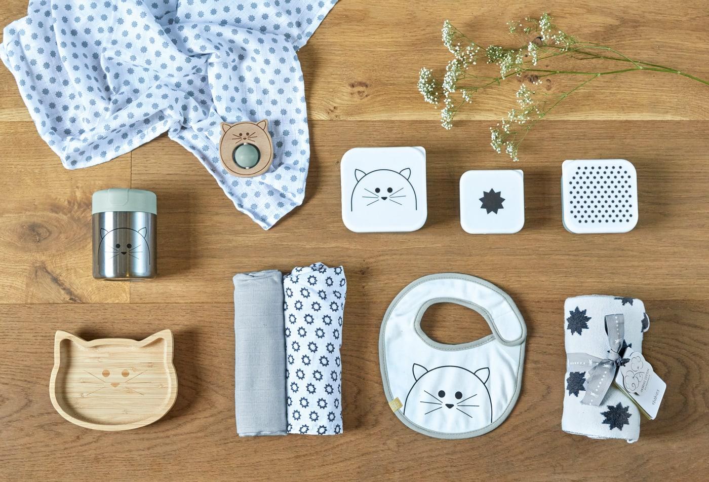 HIMBEER Newsletter Mini-Tipps für Berlin mit Baby oder Kleinkind – anmelden und gewinnen: Set von LÄSSIG // HIMBEER