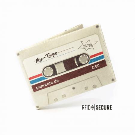 Mixtape-Portemonnaie für Jugendliche // HIMBEER