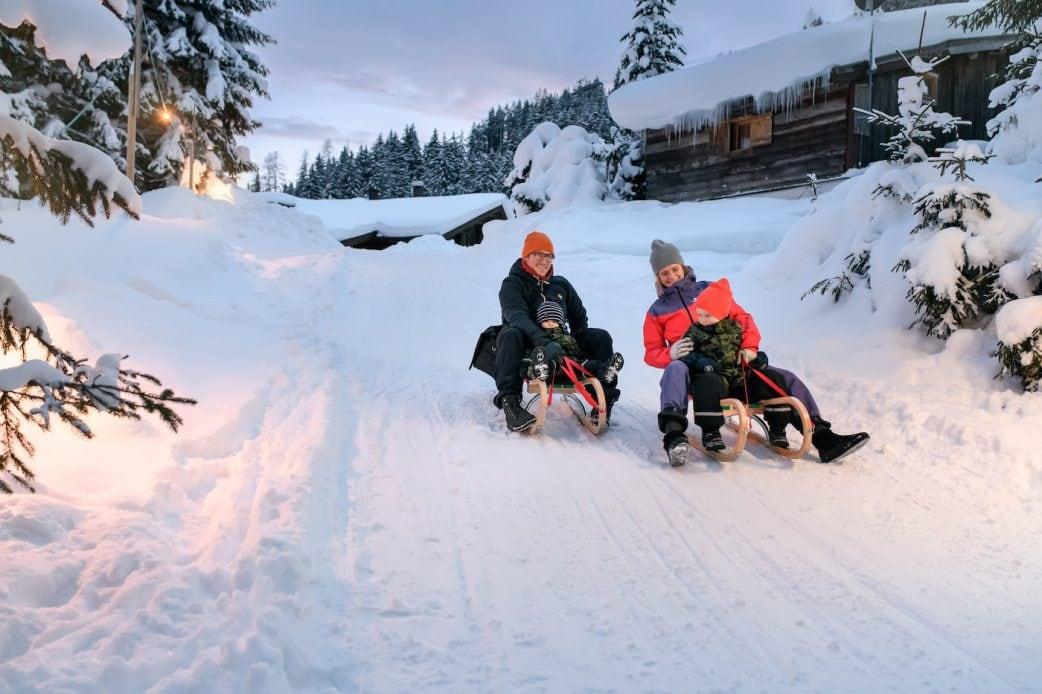 Familienurlaub in Gastein: Was man auf keinen Fall verpassen sollte // HIMBEER