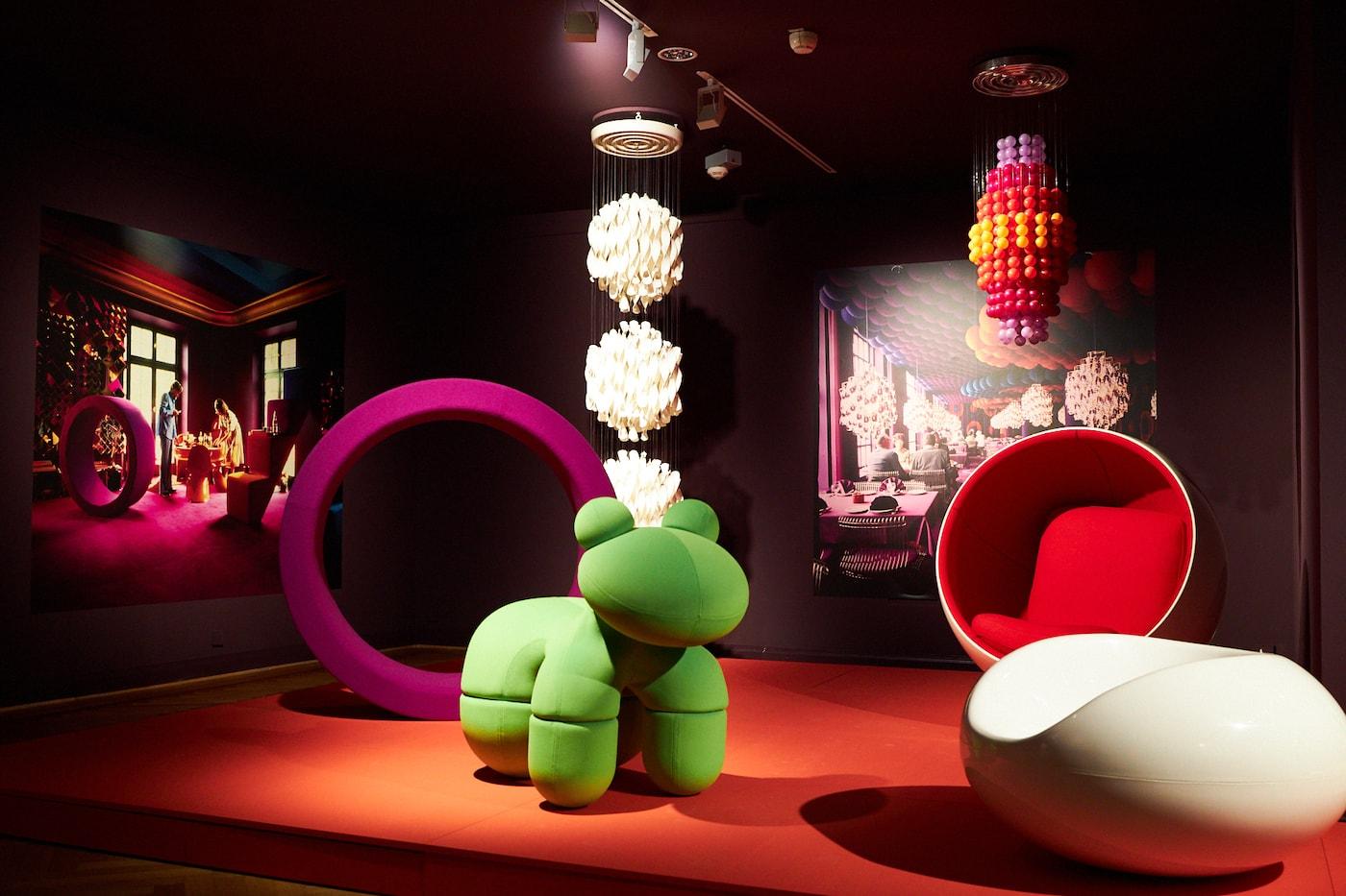 Ausstellung für Familien mit Kindern im Bröhan-Museum