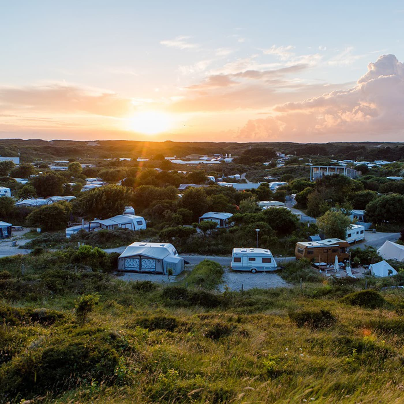 Kinderfreundlicher Campingplatz in Holland // HIMBEER