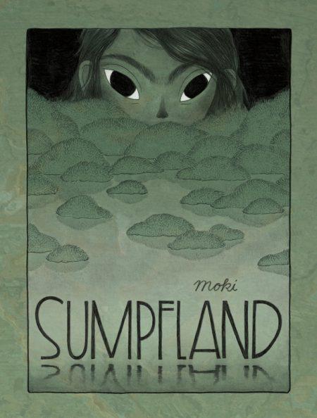 Comic Sumpfland von Moki, im Reprodukt Verlag erschienen // HIMBEER