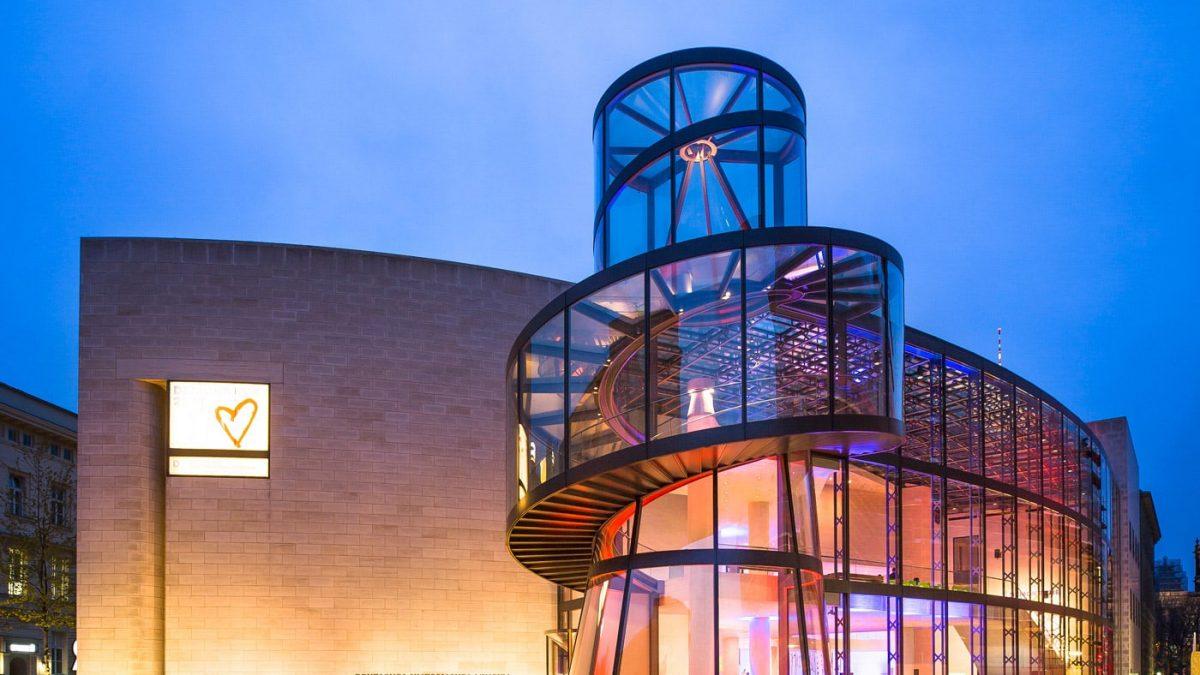 Museumstipp für Kinder in Berlin: Deutsches Historisches Museum Berlin – tolles Familienprogramm // HIMBEER